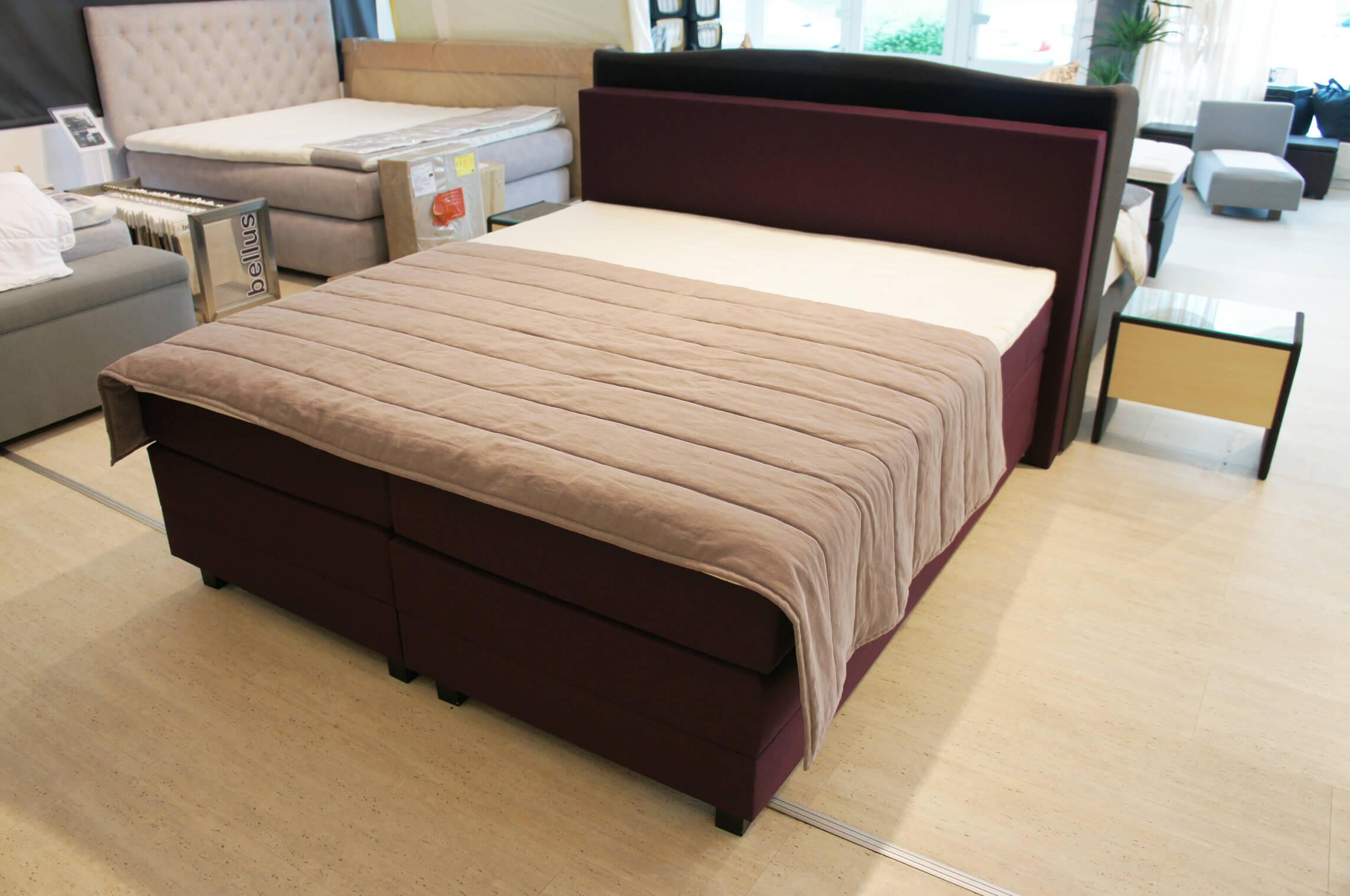boxspringbetten k ln mit best preis garantie bei moonlight. Black Bedroom Furniture Sets. Home Design Ideas
