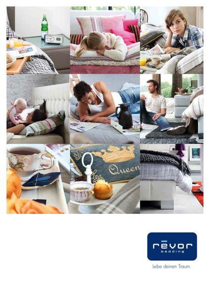 Revor Boxspring Katalog 2015
