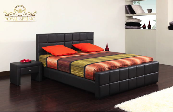 royal spring magnus boxspringbett. Black Bedroom Furniture Sets. Home Design Ideas
